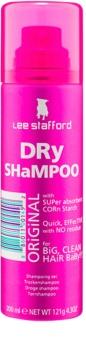 Lee Stafford Styling сухой шампунь для удаления избыточного жира и придания свежести волосам