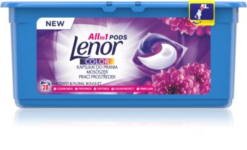 Lenor Amethyst & Floral Bouquet Dosettes de lessive