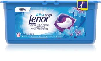 Lenor Spring Awakening капсула за пране 2 в 1