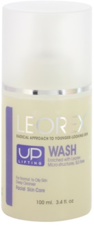 Leorex Up Lifting gel de limpeza com efeito lifting