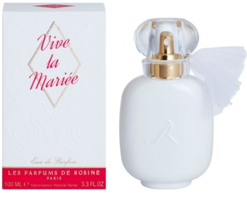 Les Parfums de Rosine Vive la Mariée Eau de Parfum para mulheres 100 ml