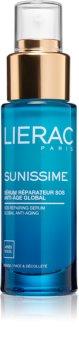Lierac Sunissime регенериращ серум след слънчеви бани за лице и деколте