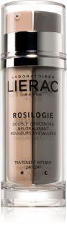 Lierac Rosilogie двуфазен концентрат неутрализиращ зачервяването на кожата