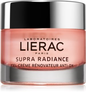 Lierac Supra Radiance възобновяващ гел-крем против бръчки