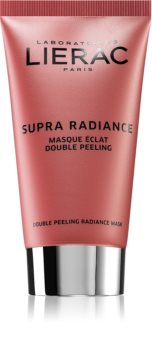 Lierac Supra Radiance masque exfoliant pour une peau lumineuse
