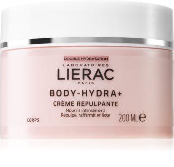 Lierac Body-Hydra+ crème pour le corps nourrissante pour un effet naturel
