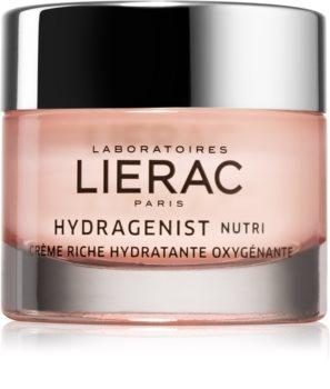 Lierac Hydragenist crema idratante ossigenante anti-age per pelli molto secche