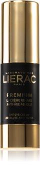Lierac Premium регенериращ очен крем против признаци на стареене
