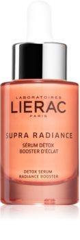 Lierac Supra Radiance детоксикиращ серум за лице с анти-бръчков ефект
