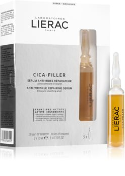 Lierac Cica-Filler интензивен възстановяващ серум против бръчки
