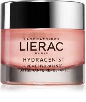 Lierac Hydragenist Anti-Ageing Sauerstoff Feuchtigkeitscreme für normale und trockene Haut
