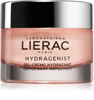 Lierac Hydragenist creme-gel hidratante anti-envelhecimento e com efeito oxigenante para pele normal a mista