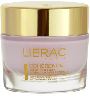 Lierac Cohérence crema antiarrugas de día y noche