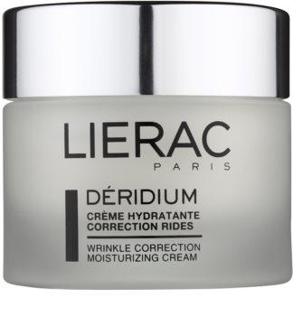 Lierac Deridium creme de dia e noite hidratante com efeito antirrugas para pele normal a mista