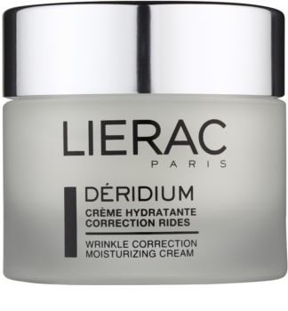Lierac Deridium crème jour et nuit hydratante anti-rides pour peaux normales à mixtes