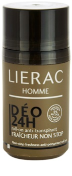 Lierac Homme antitranspirante para homens
