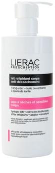 Lierac Prescription leite corporal para peles secas e sensíveis
