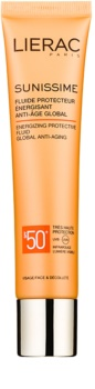 Lierac Sunissime Energetisierendes Schutzfluid SPF 50+