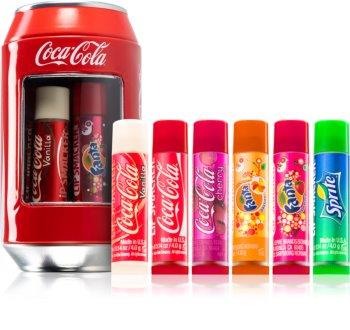 Lip Smacker Coca Cola coffret V. para mulheres