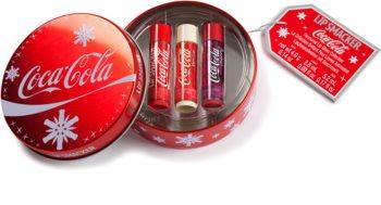 Lip Smacker Coca Cola coffret VIII.