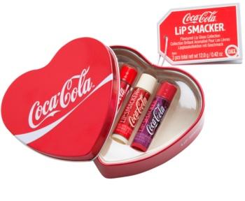 Lip Smacker Coca Cola coffret III.