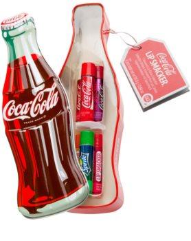 Lip Smacker Coca Cola Mix dárková sada III. pro ženy