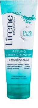Lirene Algae Pure tiefenwirksames Reinigungspeeling