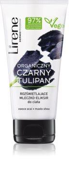 Lirene Black Tulip hydratační tělové mléko