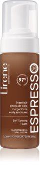 Lirene Perfect Tan Selbstbräunerschaum für dunkle Haut