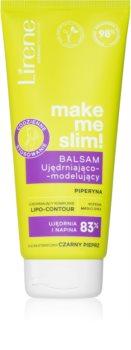 Lirene Make Me Slim! Balsam mit remodellierendem Effekt