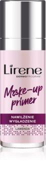 Lirene Make-up Primer Lavender hidratáló make-up alap bázis