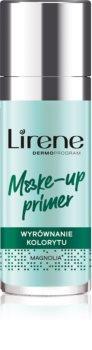 Lirene Make-up Primer Magnolia podkladová báze pro rozjasnění a sjednocení pleti