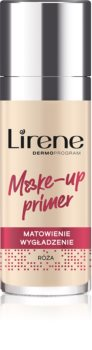 Lirene Make-up Primer Rose base de teint matifiante