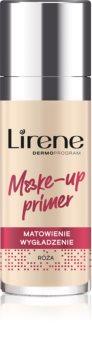 Lirene Make-up Primer Rose matující podkladová báze pod make-up
