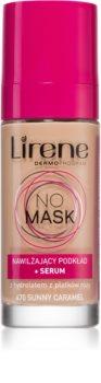 Lirene No Mask fond de teint hydratant