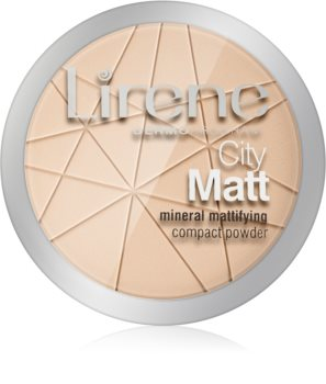 Lirene City Matt matující pudr