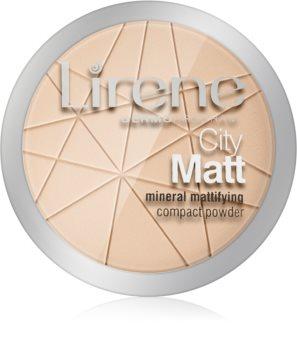 Lirene City Matt puder matujący