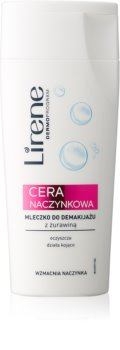 Lirene Redness Nourishing Cleansing Lotion for Face and Eyes