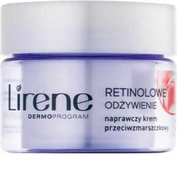 Lirene Rejuvenating Care Nutrition 70+ crème anti-rides visage et cou