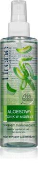 Lirene Cleansing Care čisticí a odličovací pleťové tonikum na obličej a dekolt