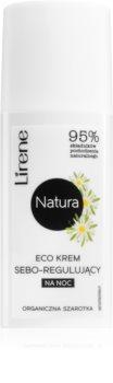 Lirene Natura Regenerating Night Cream to Treat Skin Imperfections