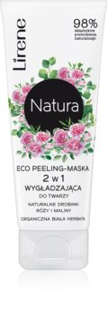 Lirene Natura Brightening Peel Face Mask