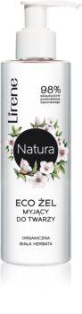 Lirene Natura - Face Care почистващ гел  за лице