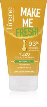 Lirene Make Me Fresh! gel purifiant en profondeur visage