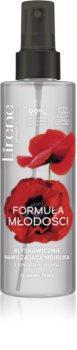 Lirene Youthful Formula Red Poppy mgiełka odświeżająca do nawilżenia i ujędrnienia skóry