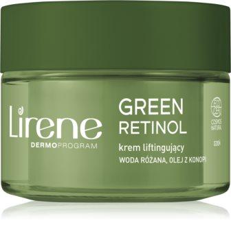 Lirene Green Retinol 50+ Lifting Day Cream with Anti-Aging Effect