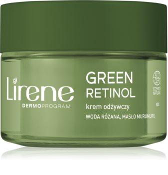 Lirene Green Retinol 50+ liftingująco - ujędrniający krem na noc przeciw starzeniu się skóry