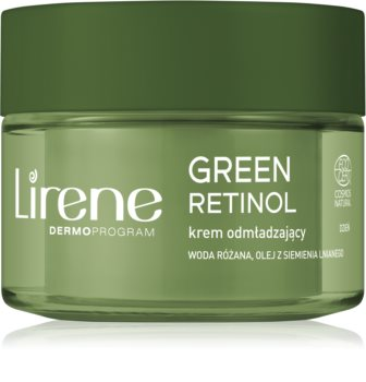 Lirene Green Retinol 60+ crème de jour rajeunissante pour raffermir le visage