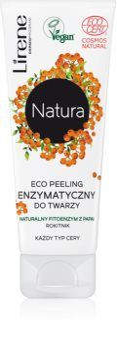 Lirene Natura exfoliant enzymatique visage