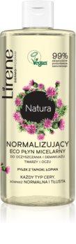 Lirene Natura čisticí a odličovací micelární voda